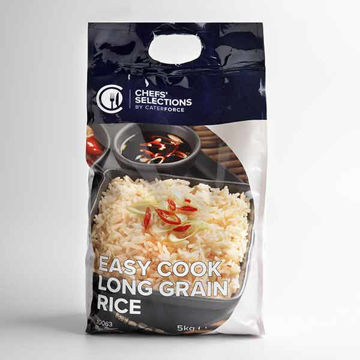 Picture of Easy Cook Long Grain Rice (5kg)
