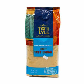 Picture of Light Brown Soft Sugar (4x3kg)