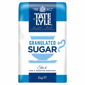 Picture of Granulated Sugar (15x1kg)