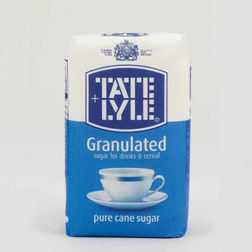 Picture of Fairtrade Granulated Sugar (6x2kg)