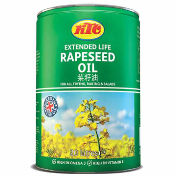 Picture of KTC Rapeseed Oil (20ltr)