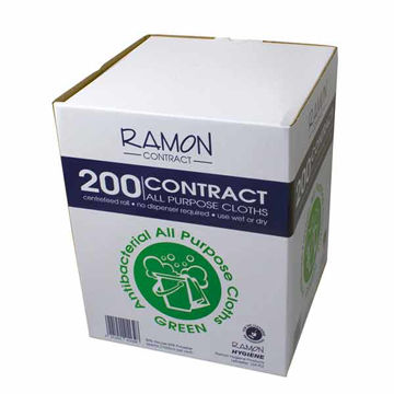 Picture of 'Contract' Roll All Purpose Cloths (6x200)
