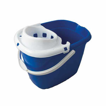 Picture of 15ltr Mop Bucket Blue (10x15L)