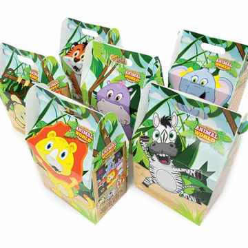 Picture of Animal World Meal Boxes (250)
