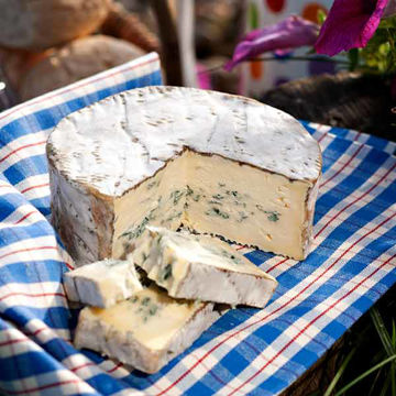 Picture of Cote Hill Blue Cheese (1.4kg app)