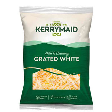 Picture of Kerrymaid Mild White Grated (6x2kg)