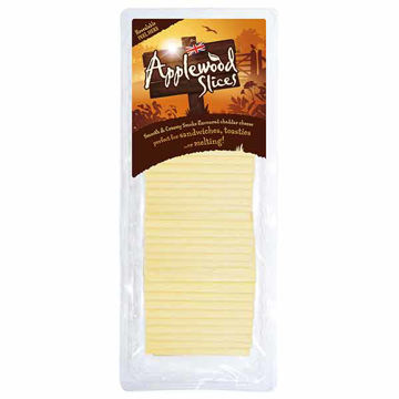 Picture of Applewood Smoked Cheddar Slices (12x500g)