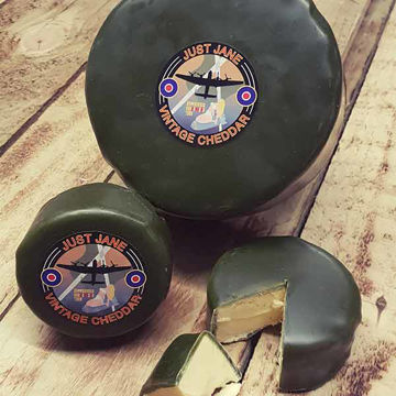 Picture of Just Jane Vintage Cheddar Cheese (6x200g)