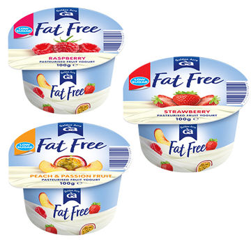 Picture of Virtually Fat Free Yoghurts (20x100g)