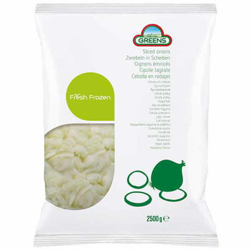 Picture of Sliced Onions (4x2.5kg)