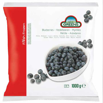 Picture of Blueberries (5x1kg)