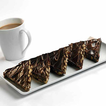 Picture of Chocolate, Fruit & Nut Slice (12p/ptn)
