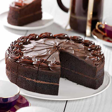 Picture of Belgian Chocolate Cake (14p/ptn)