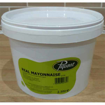 Picture of Piquant Luxury Mayonnaise (2.5ltr)