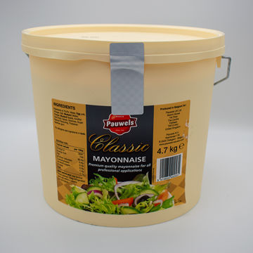Picture of Pauwels Classic Mayonnaise (5ltr)