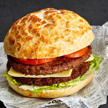 Picture of 80% 4oz Beef Burgers (48x113g)