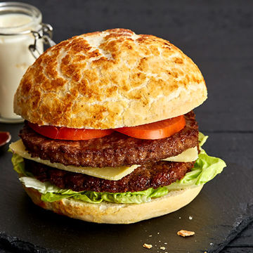 Picture of 90% 4oz Beef Burgers (48x113g)