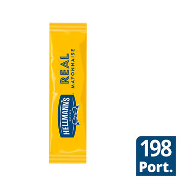 Picture of Real Mayonnaise Sachets (198x10ml)