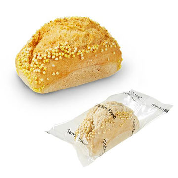 Picture of Gluten Free Roll with Millet Seed Topping (50)