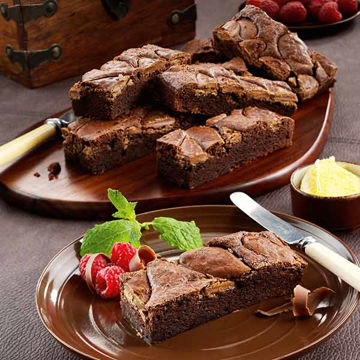 Picture of Brownie Slices (18p/ptn)