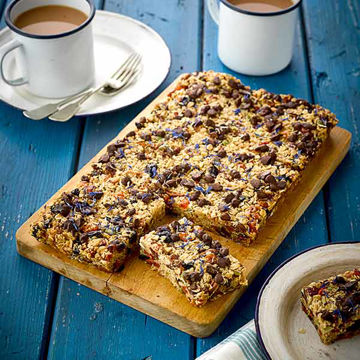 Picture of Gluten Free Super Flapjack (12p/ptn)