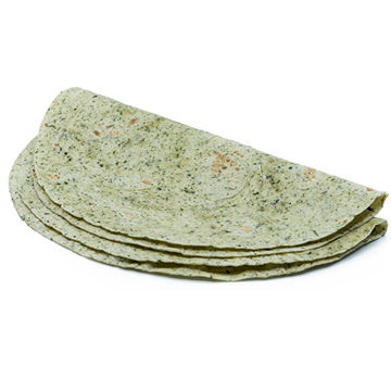 Picture of Spinach Super Soft Tortillas (30cm) (4x18)
