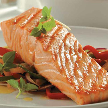 Picture of Salmon Portions (190-210g) (10)