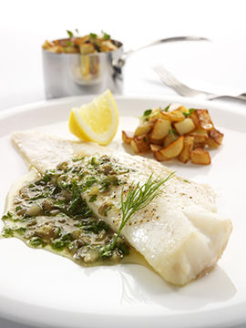 Picture of Cod Tail Cut Fillets (18 fillets)