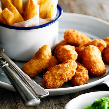 Picture of Wholetail Scampi in Breadcrumbs (10x450g)