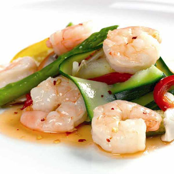 Picture of King Prawns (21/25) (10x1kg)