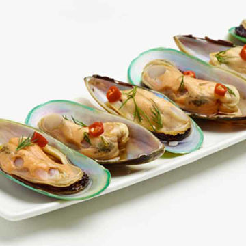 Picture of Green Lip Mussels Half Shell (12x907g)