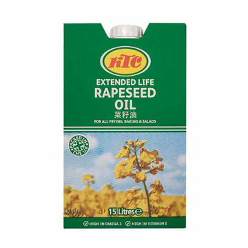 Picture of KTC Rapeseed Oil (15ltr)
