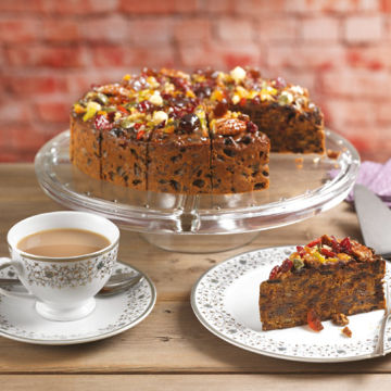 Picture of Chefs' Selections Superfood Fruit Cake (14 p/ptn)