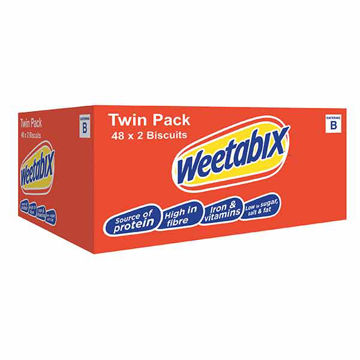 Picture of Weetabix Portion Packs (48x2)