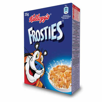Picture of Frosties Portion Packs (40x35g)