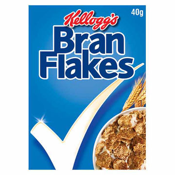 Picture of Bran Flakes Portion Packs (40x40g)