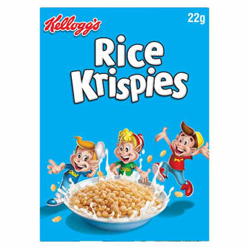 Picture of Rice Krispies Portion Packs (40x22g)