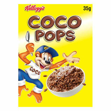 Picture of Coco Pops Portion Packs (40x35g)