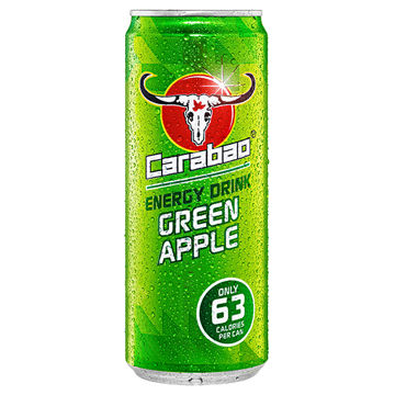 Picture of Green Apple Energy Drink (12x330ml)