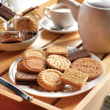 Picture of Assorted Minipack Biscuits (100)