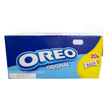 Picture of Oreo Chocolate Biscuits (20x6x66g)