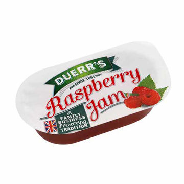 Picture of Raspberry Jam Portions (96x20g)