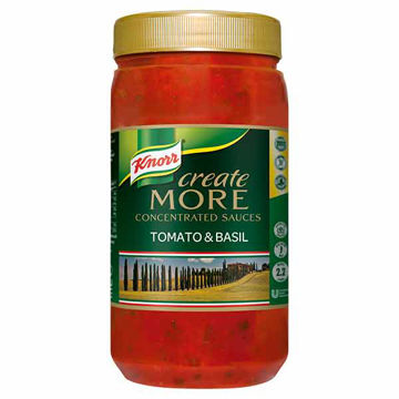 Picture of Tomato & Basil Sauce (2x1.1L)