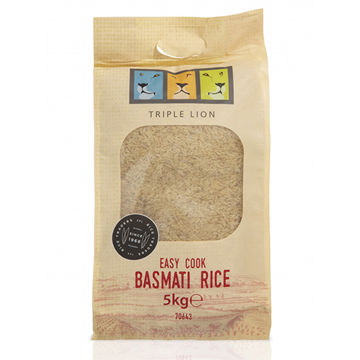Picture of Easy Cook Basmati Rice (5kg)
