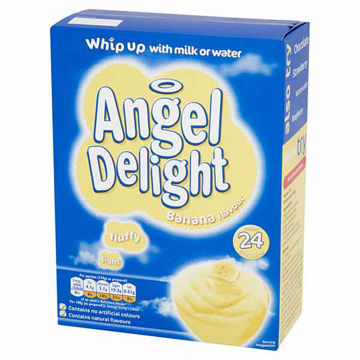 Picture of Angel Delight Banana (12x600g)