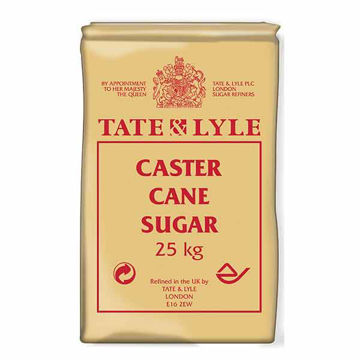 Picture of Caster Sugar (25kg)