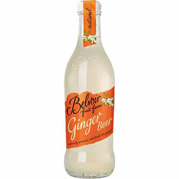 Picture of Ginger Beer Pressé (12x25cl)