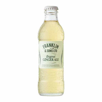 Picture of Ginger Ale (24x200ml)
