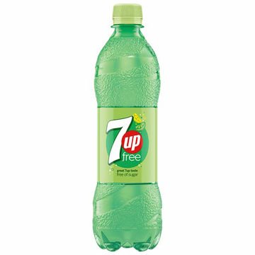 Picture of 7UP Free (24x500ml)