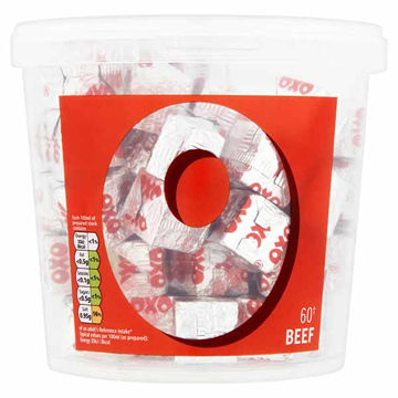 Picture of OXO Original Red Stock Cubes (6x378g)